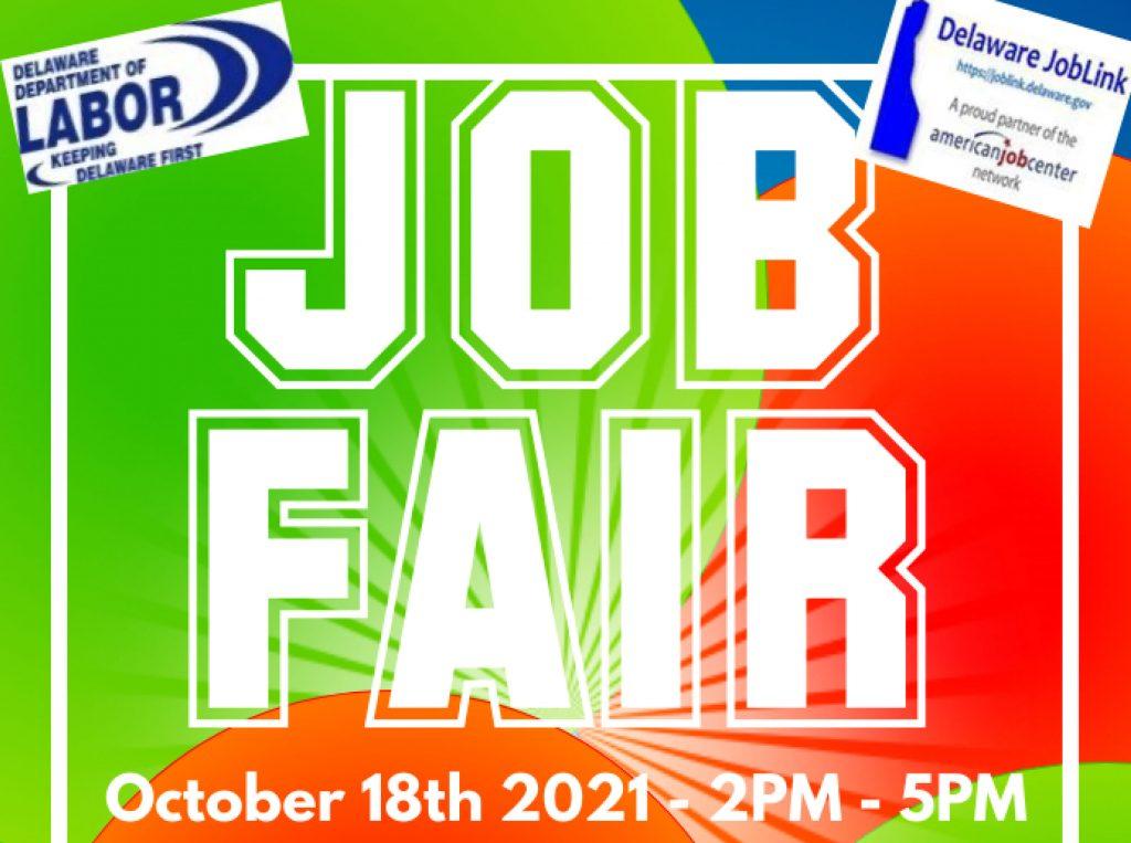 Job Fair 10.18.2021