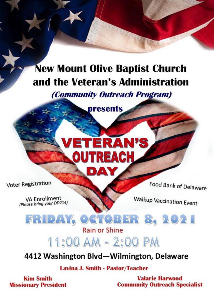 Veterans Outreach Day